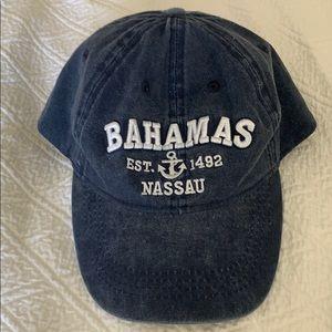 Other - Bahamas blue hat